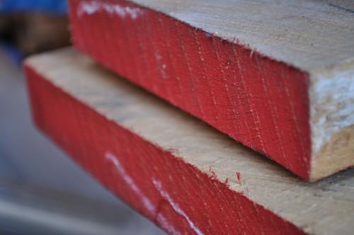 木口カラー