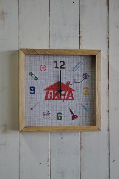 フルオーダーの時計
