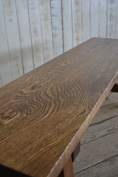 ベンチの座面