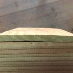 木材の幅反り
